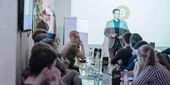 Was ist eigentlich eine Blockchain und wie funktioniert sie - Bitnext-Vortrag im ICO