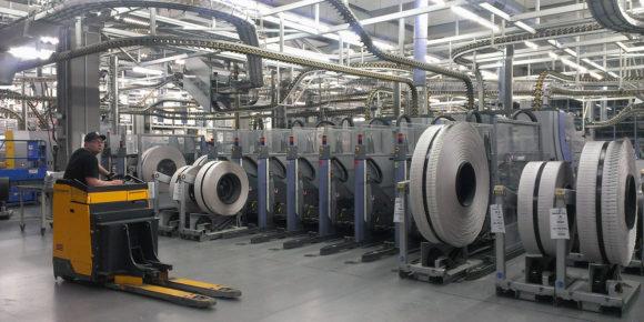 Im Maschinenraum - Das Druckzentrum der Neuen Osnabrücker Zeitung